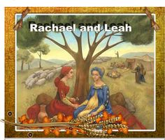 Patriarch Lesson: Jacob, Rachael, Leah; Birthright and Blessingsk