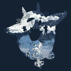 Monde bleu #Totoro