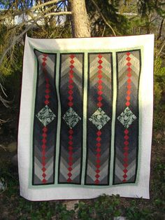 french braid quilt 2012