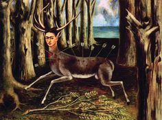 Il cervo ferito (opera di Frida Kahlo)