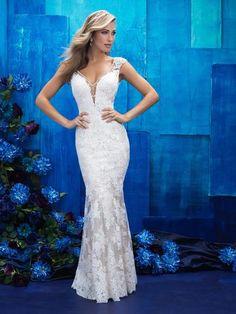 Allure Bridals, Allure Modest , & Allure Couture Wedding Dresses – Off White