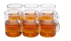 Tea Glasses: Enjoy the radiance and clarity of fine tea in this stylish and elegant tea glasses. Made of tempered glass, which is very…