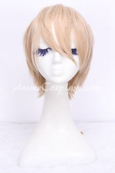 One Piece Sanji Cosplay Wig,One Piece Cosplay Wig,Buy Cosplay Wig