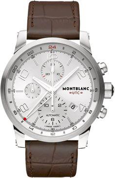 Montblanc presents:Montblanc TimeWalker ChronoVoyager UTC