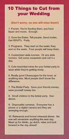 Very good wedding ideas on a budget. Very good wedding ideas on a budget. The post Very good wedding ideas on a budget. appeared first on Pink Unicorn. Wedding Planning Guide, Wedding Tips, Our Wedding, Dream Wedding, Wedding Hacks, Wedding Ceremony, Trendy Wedding, Wedding Stuff, Wedding Budget Planner