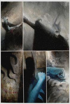 Dave Mckean, Arkham Asylum pg98