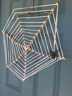 42 Super Smart Last Minute DIY Halloween-Dekorationen, Homesthetics Dekor Ideen (31)