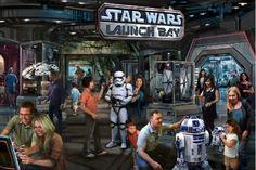 Disney planeja construção de hotel temático de Star Wars - http://popseries.com.br/2017/05/03/disney-planeja-construcao-de-hotel-tematico-de-star-wars/