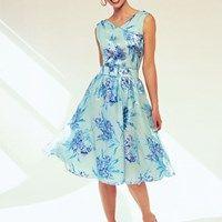 Butterick Retro Dress
