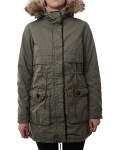 Tommy Hilfiger Olive Odella Parka Save up to 50% Off at Accent Clothing using Discount and Voucher Codes.