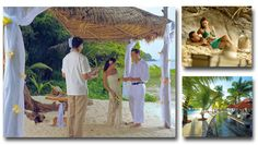 Wedding in Seychelles with Beachcomber Tours