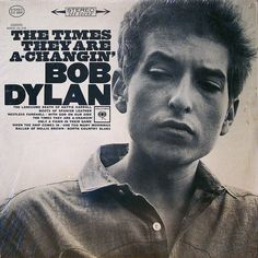 The Times They Are A-Changin'  Dylan, Bob  Columbia CS 8905  1965