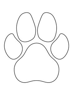 Dog Paw Print Template is creative inspiration for us. Get more photo about diy . - Craft - Dog Paw Print Template is creative inspiration for us. Get more photo about diy home decor related - Pattern Art, Print Patterns, Felt Patterns, Sewing Patterns, Animal Patterns, Quilting Patterns, Motifs D'appliques, String Art Patterns, String Art Templates