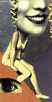 Made For a Party, 1936, Hannah Hoch