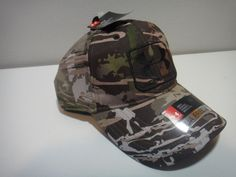 ed273b4006b Details about Under Armour Realtree Xtra Mens Heatgear Free Fit Camo Hat  Size XL   2XL