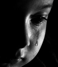 There is something really beautiful about tears and true emotion for me. Happy Tears, Tears Of Joy, Pout Face, Kind Photo, No More Tears, Sad Faces, Human Emotions, Hazel Eyes, Black And White Photography