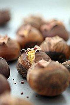 Sweetened Chestnut Puree Recipe