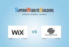 Wix vs Squarespace Head-to-Head Comparison