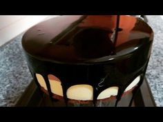 Cake Decorating Videos, Arabic Sweets, Chocolate, Cake Recipes, Cheesecake, Projects To Try, Pudding, Fondant, Tasty