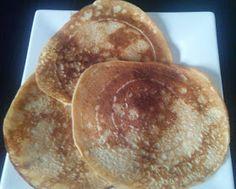 La cocinita de Cintia: recetas infantiles, BLW: Tortitas de plátano sin azúcar