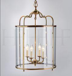 Victoria Hanging Lantern, Small
