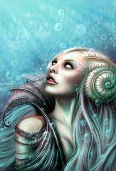 ... Ran - Goddess of the Sea ....