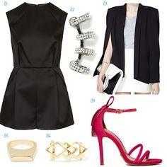 Fashion: Perfect 3 chic looks! I love'em