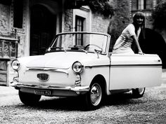 Autobianchi Bianchina Cabriolet