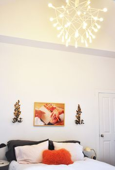 Modern bohemian bedroom - SF Girl by Bay