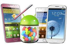 Desconocido smartphone Samsung con Android 4.1.1 (Jelly Bean) hace una fugaz aparición http://www.xatakandroid.com/p/86482
