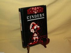 Cinders by Katharine Gibson David McKay Co 1969 Ex Library Copy HB Cat Vera Bock