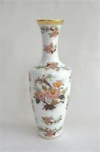 Vintage Vase Royal Porzellan Bavaria KPM Germany Handarbeit Flower ...      bellasbargains.highwire.