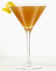Oriental Passion - Averna Limoni, Gin, Passion Fruit Nectar, Sugar Syrup, Angostura Bitters