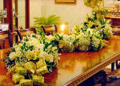 Ketupat Flowers