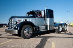 DIAMOND T Big Rig Trucks, Tow Truck, Semi Trucks, Cool Trucks, Willis Overland, Western Star Trucks, Large Truck, Cool Vans, American Legend