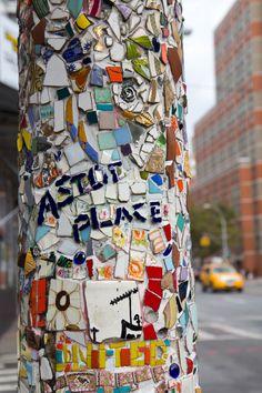 Street Art in NYC   Mon blog à Anne-Sotte