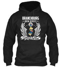 Branchburg, New Jersey - My Story Begins