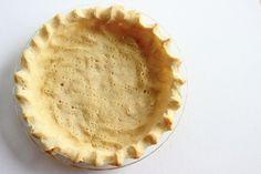 Harina de coco corteza de empanada