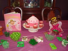 What a specialalicious party! Shared on www.facbeook.com/pinkalicious