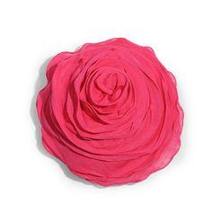 Cojín rosa Fucsia