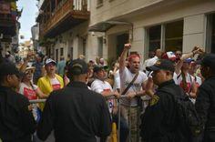 La firma unió a Uribe y ordóñez en cartagena - El Colombiano