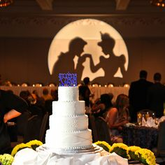How to create a special photo effect for your wedding ... Go Big with a GOBOEver After Blog   Disney Fairy Tale Weddings and Honeymoon