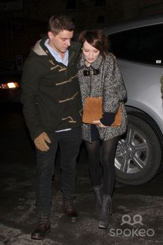 Pics of Emily Browning from Jan 19, 2013. Celebrity spottings on Main Street during 2013 Sundance Film Festival
