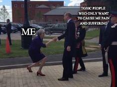 Theresa's curtsy  #meme #memes #funny #haha #Theresa #Theresa'scurtsy #curtsy #politics #England #Britain #UK