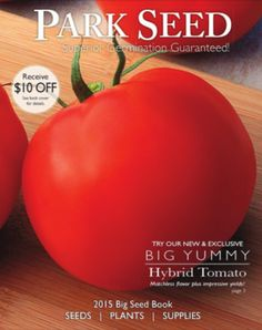 69 Free Seed and Plant Catalogs: Park Seed Co. Seed Catalog