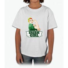Irish Girl Young T-Shirt