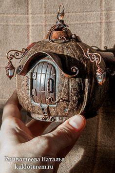новогодние домики своими руками - Поиск в Google