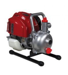 Tsurumi - TE Compact Petrol Engine Water Pump by Tsurumi Engine   The TE & TEM Compact Petrol Engine Water Pumps is a range of self-priming pumps which are powered by genuine Honda 4 stroke petrol engines. They have carbon ceramic mechanical seals and lightweight, aluminium pump housings. TE petrol engine pump models have cast iron impellers and volutes with an east-carry wrap frame, rubber feet and oil alerts.