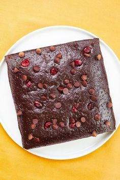 One Bowl Chocolate Wacky Cake Recipe. Homemade desserts have never been so EASY to make from scratch. Egg free and dairy free recipes for baking are hard to come by, but this one fits the bill! Quick to make with kids and perfect for a crowd, you'll love this cake.