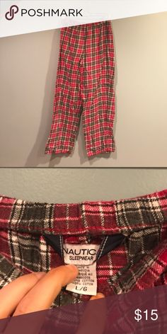 Sleep pants Gently worn Nautica Intimates & Sleepwear Pajamas